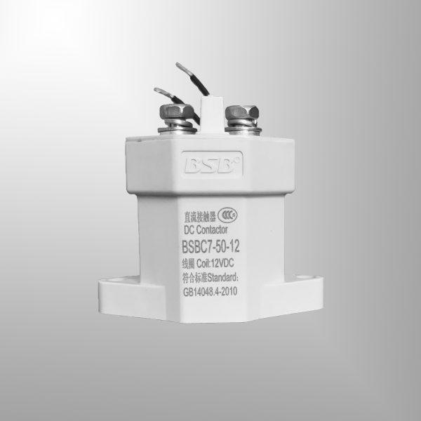 百事宝直流高压接触器BSBC7-50-12